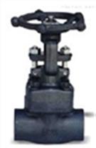 鍛鋼焊接截止閥