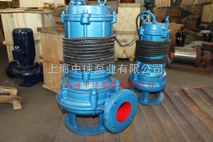 300QW1100-10-55潜水排污泵