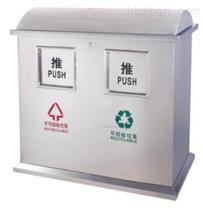 定做不锈钢垃圾桶  烟灰桶指示牌厂家