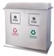 定做不�袗�垃圾桶  煙灰桶指示牌廠家