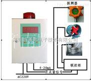 固定式氢气报警器 氢气报警仪