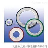 厂家现货供应反应釜用透镜垫,人孔垫片,四氟包覆石棉垫片