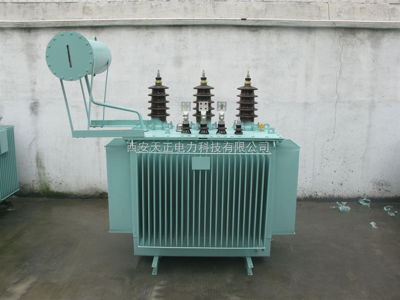 西安10kv户外油浸式变压器