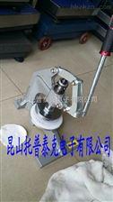 濰坊手壓圓盤取樣刀,淄博碳纖維布手壓式取樣器