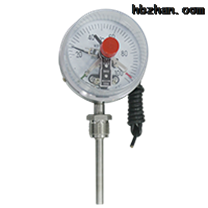 电接点双金属温度计- -上海自动化仪表三厂