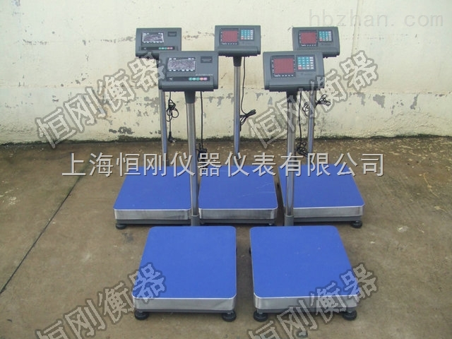 上海耀华60kg不锈钢电子台称