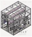 波达环保节能碳氢超声波清洗机