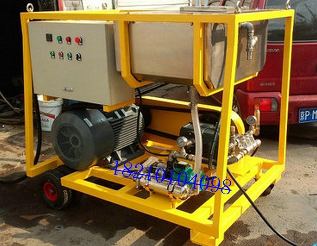 钢铁厂叶轮机高压清洗机