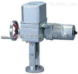 DKZ-410CX直行程电动执行机构