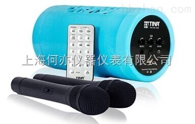 TINA312天籁USB移动演讲机音响(支持双无线话筒)