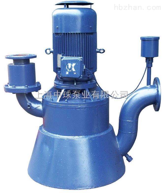 80WFB-A立式无密封自吸泵