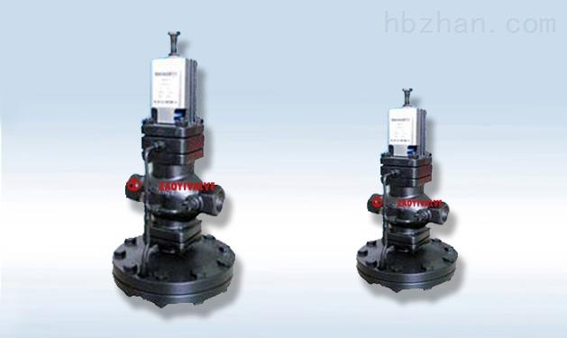 先导式超大膜片高灵敏度减压阀图片