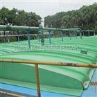 防臭污水池加盖