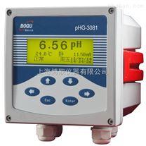 水中含有氫氟酸PH值測定,配在線PH8011銻電極-博取生產
