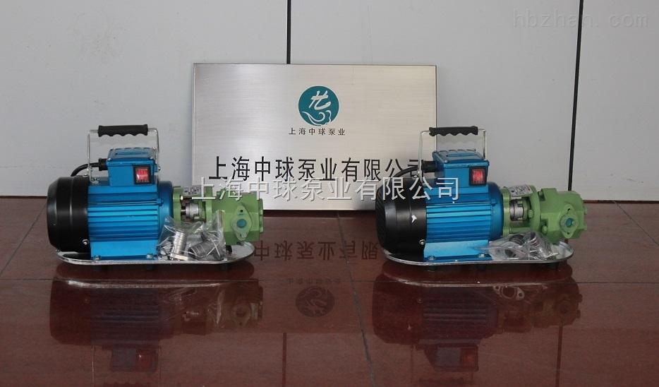 WCB-75齿轮油泵