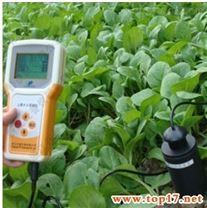 土壤水分檢測儀TZS電磁波沿探針傳輸