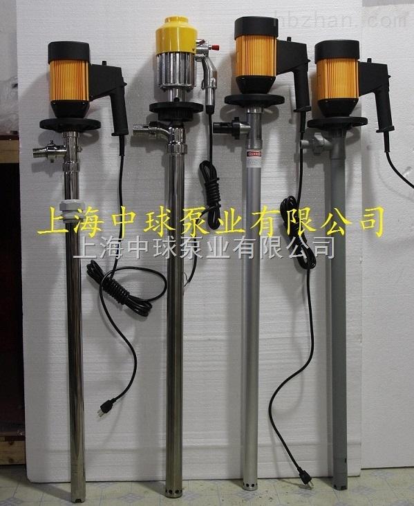 调速型电动插桶泵