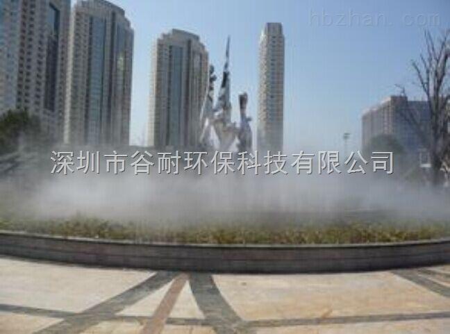 甘肃人工湖泊喷雾造景工程9599888.com九五至尊人造雾产品要闻