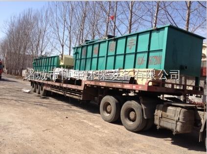 造纸厂污水处理设备方案