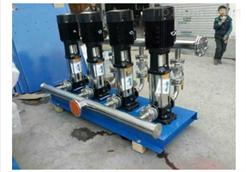 无负压变频供水设备生产厂家