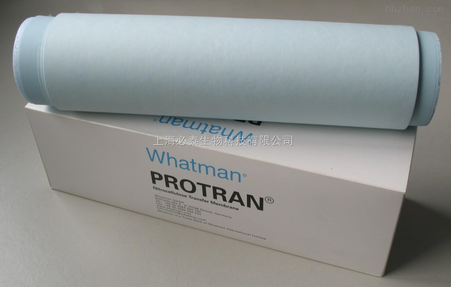 Whatman 沃特曼 Protran硝酸纤维素膜