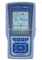 美國Eutech CON600防水型高級便攜式電導率\電阻率\TDS\鹽度測量儀