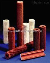齐全木质压槽细纤维烧结滤芯