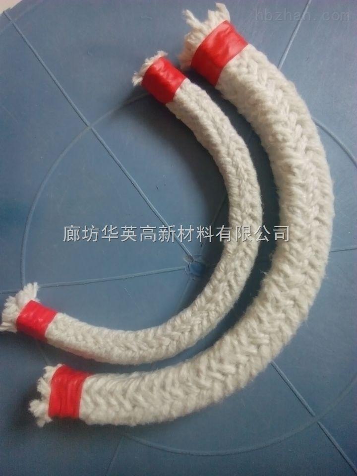 耐火硅酸铝纤维盘根,隔热陶瓷绳编织工艺