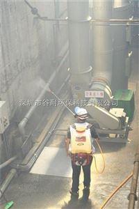 武汉高压喷雾除臭设备