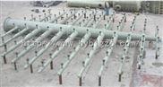 脱硫吸收塔喷淋层支管