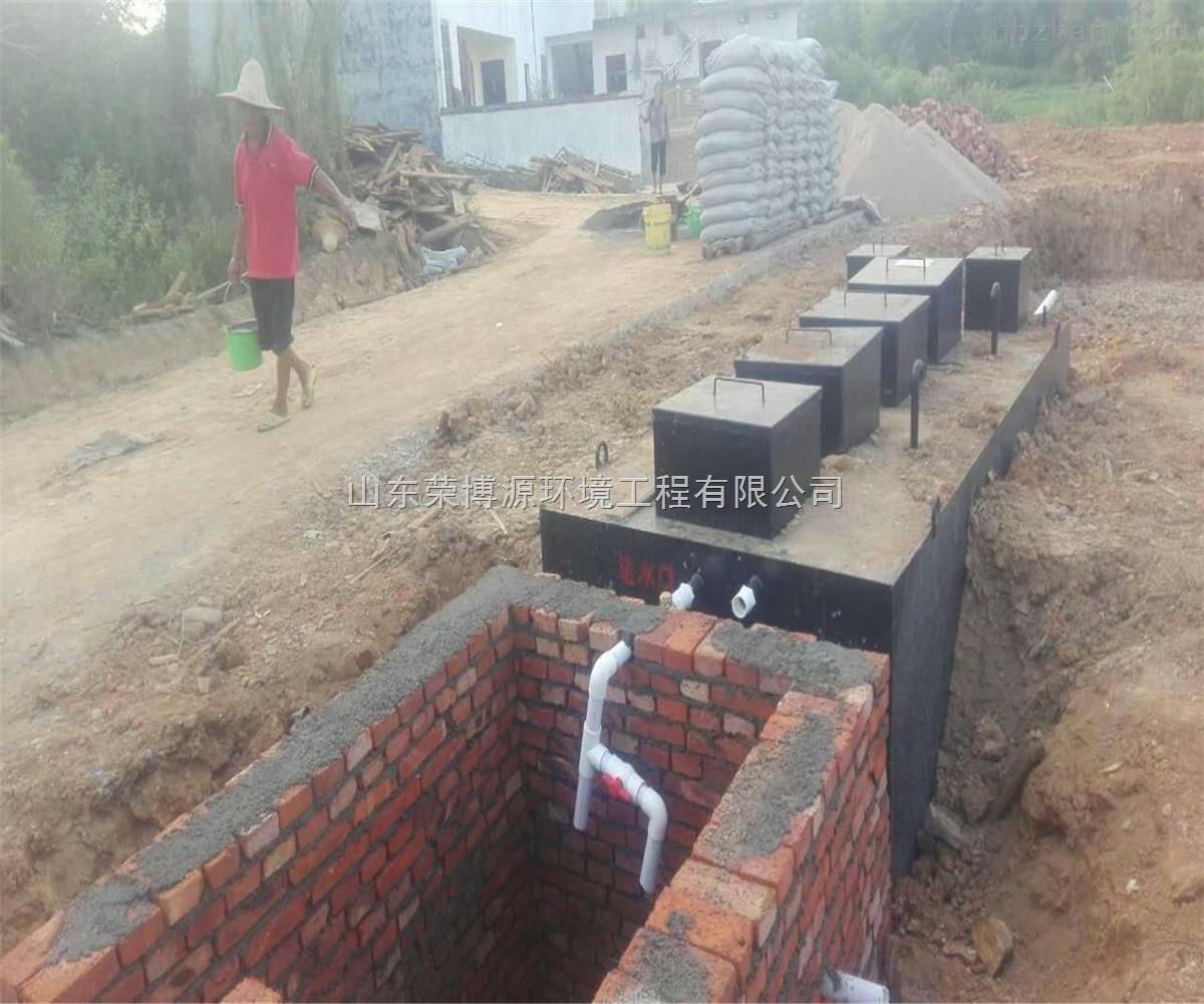 丹东医院废水科室废水一体化处理设备