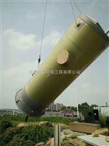 海南一體化污水泵站處理設備