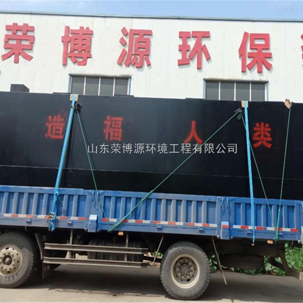 养猪屠宰场污水处理设备调节方法