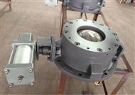 YDF-B仓泵进料气动圆顶阀YDF-B