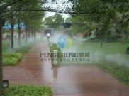 高压微雾加湿机丨景区降温设备