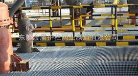 炼油平台钢格栅
