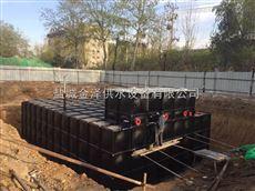 甘肃天水临夏地埋BDF装配式水箱厂家销售