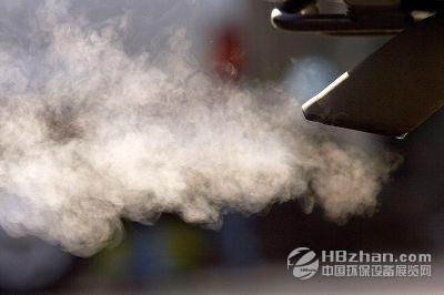 汽车尾气造成空气污染