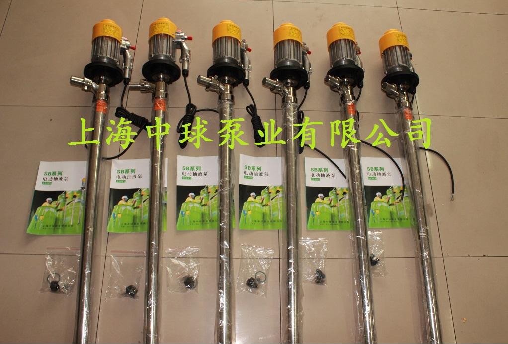 sb-3-1电动抽油泵结构图及零部件