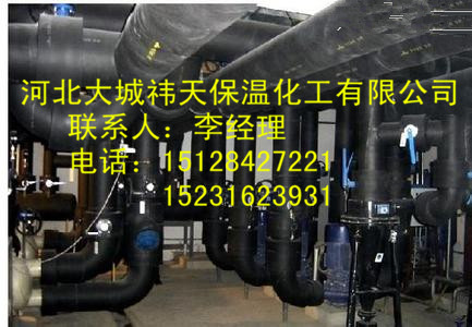河北张家口铁皮保温/管道设备保温施工