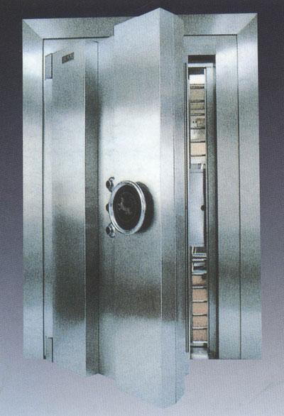 不銹鋼金庫門