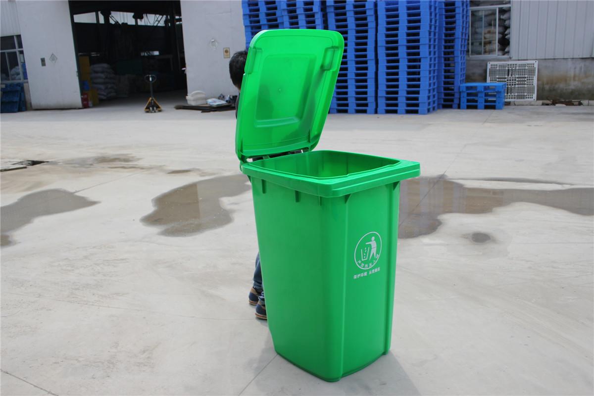 240l加厚型垃圾桶-厂家批发塑料垃圾桶