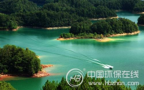 护得秀水入画来 杭州千岛湖城区全面实施截污纳管