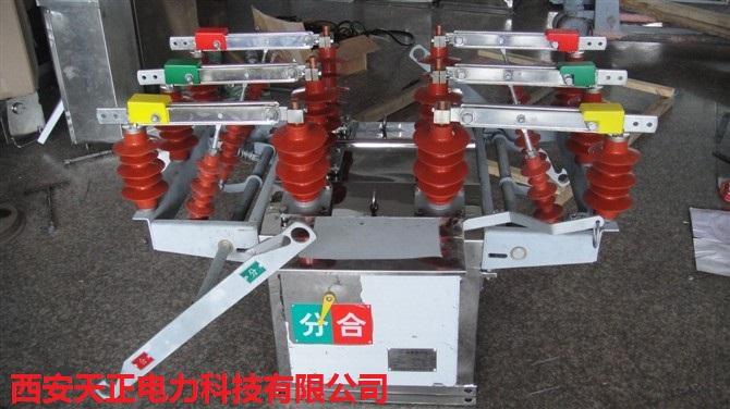 zw8-12-10kv线路专用zw8-12户外高压真空断路器-西安