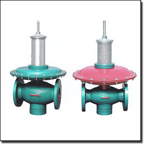RTZ-※/※C型燃氣快速反應調壓器