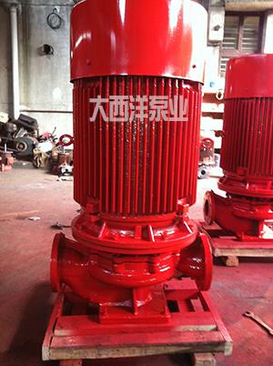 0~80l/s    扬程范围:30~260m    电机功率:15~160kw 消防泵,xbd
