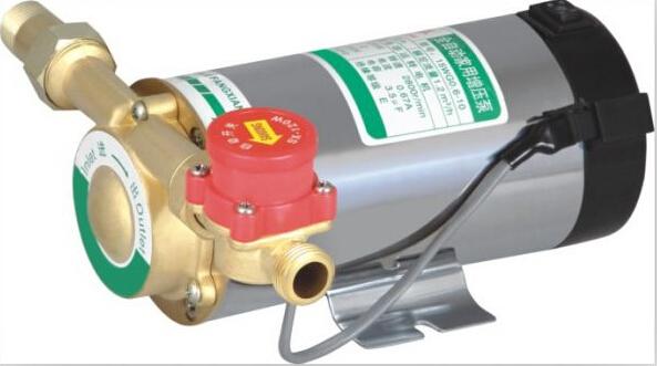 增压泵常用电机控制电路图