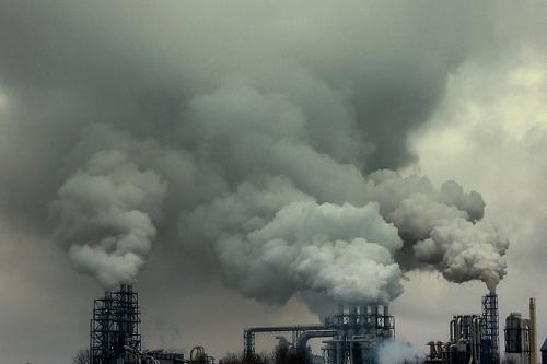 环境污染高清图片素材
