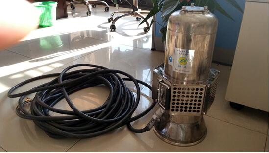 便攜式潛水排汙泵