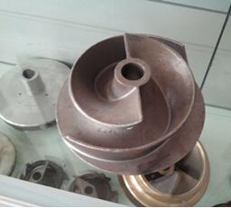 化粪池排污泵叶轮